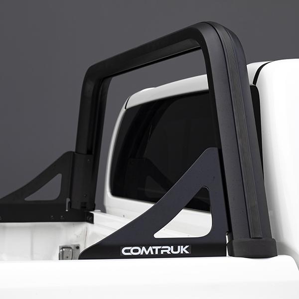 front XT150 rack bar on HiLux