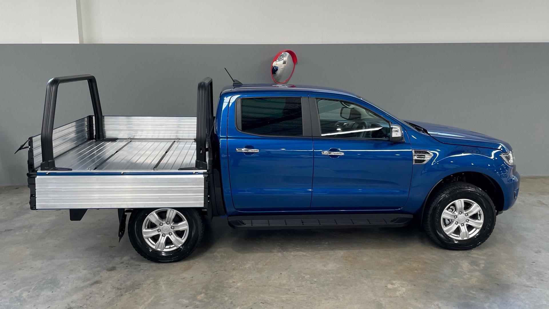 Sport Utility Bed on Ford Ranger